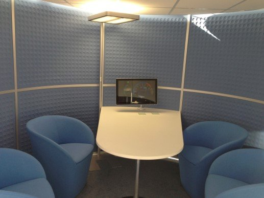 Behavioural science - Honda Blue Room